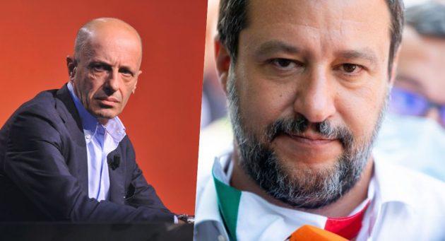 """Alessandro Sallusti, verità scomoda: """"Salvini l'utile idiota di Conte e di Di Maio"""""""