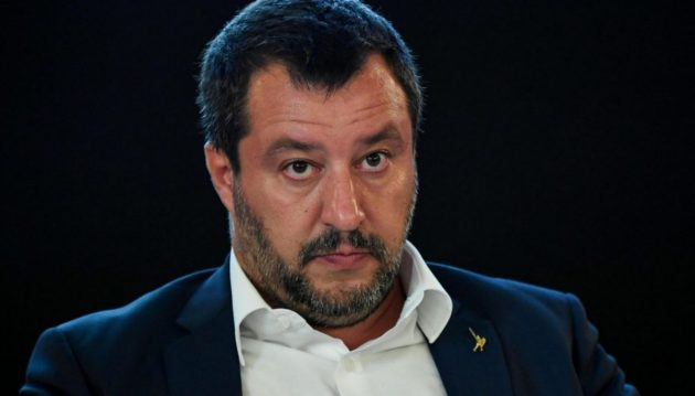 Open Arms Salvini