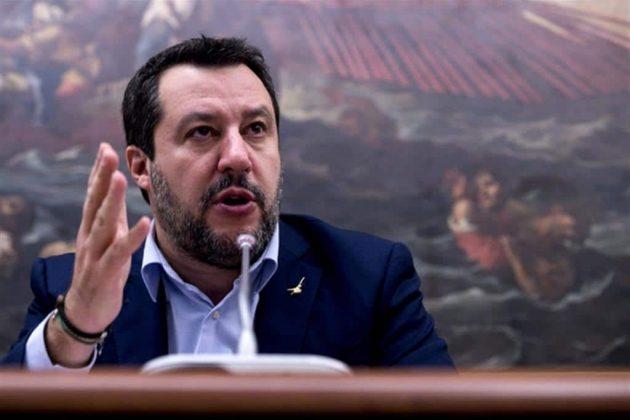 Salvini oggi