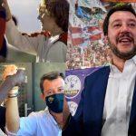 Salvini Lega Ringo