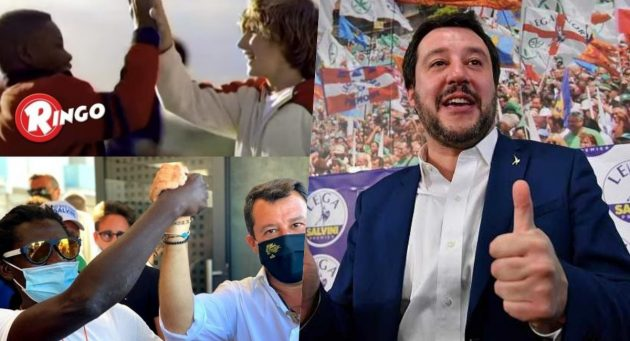 Lega: Salvini,