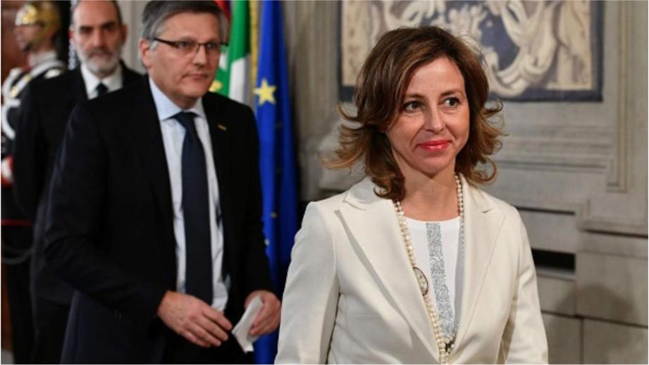 Giulia Grilli ministra