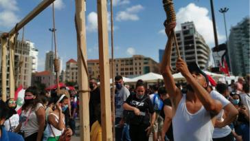 Beirut proteste