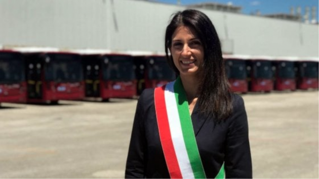 candidati amministrative roma Torino