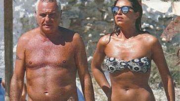 Giorgio Panariello fidanzata