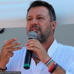 Matteo Salvini attacca Conte