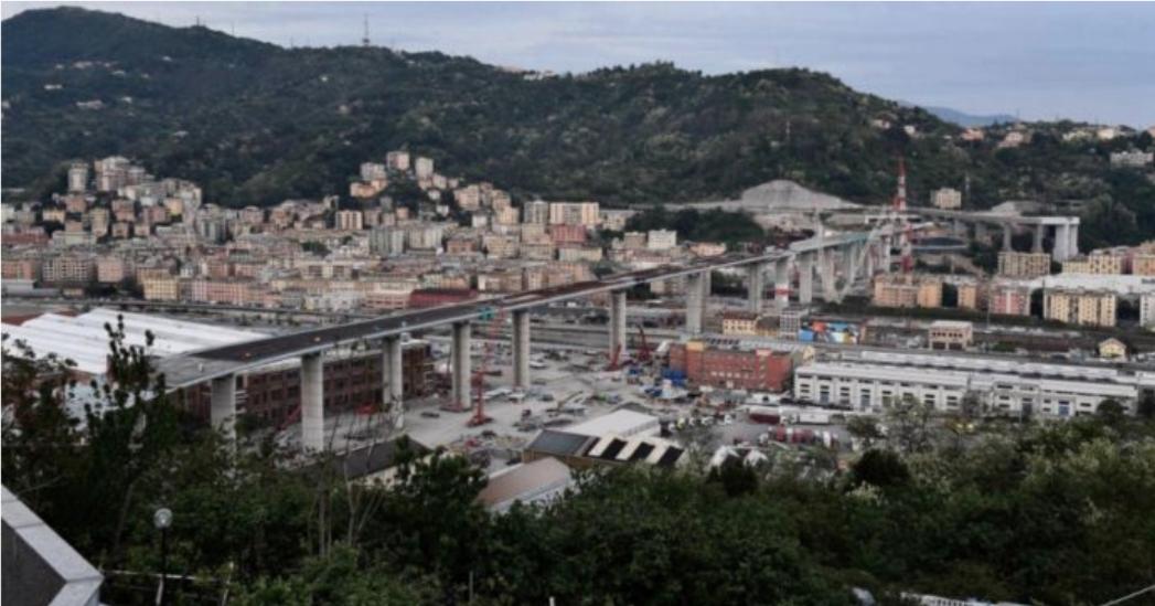 Ponte Morandi tragedia