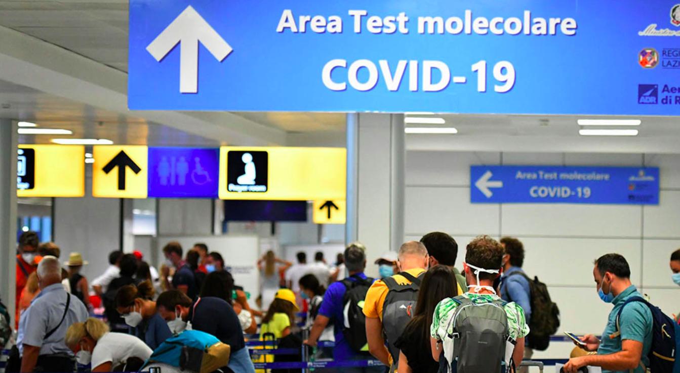 Coronavirus aeroporti Lombardia