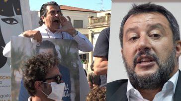 Salvini contestato