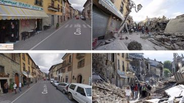 Terremoto in Centro Italia quattro anni dopo