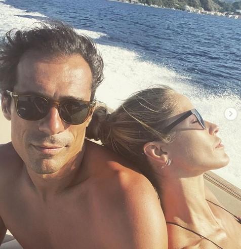 elena santarelli marito