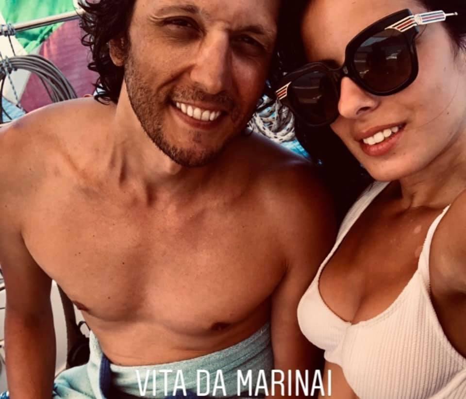Ermal Meta nuova fidanzata Chiara Sturdà