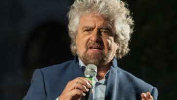 Beppe Grillo Incidente