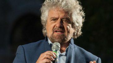 Beppe Grillo Incidente