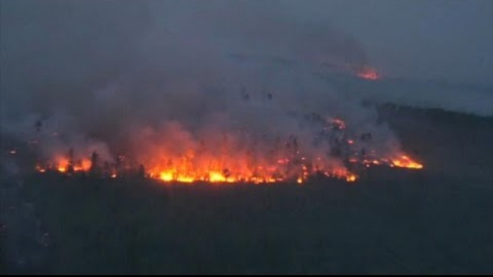 Incendio Budoni