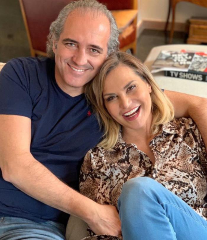 Simona Ventura e Giovanni Terzi matrimonio: «Appena si potrà stare senza mascherina lo faremo»