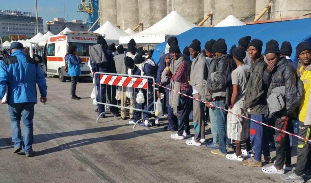 ordinanza Musumeci hotspot sicilia