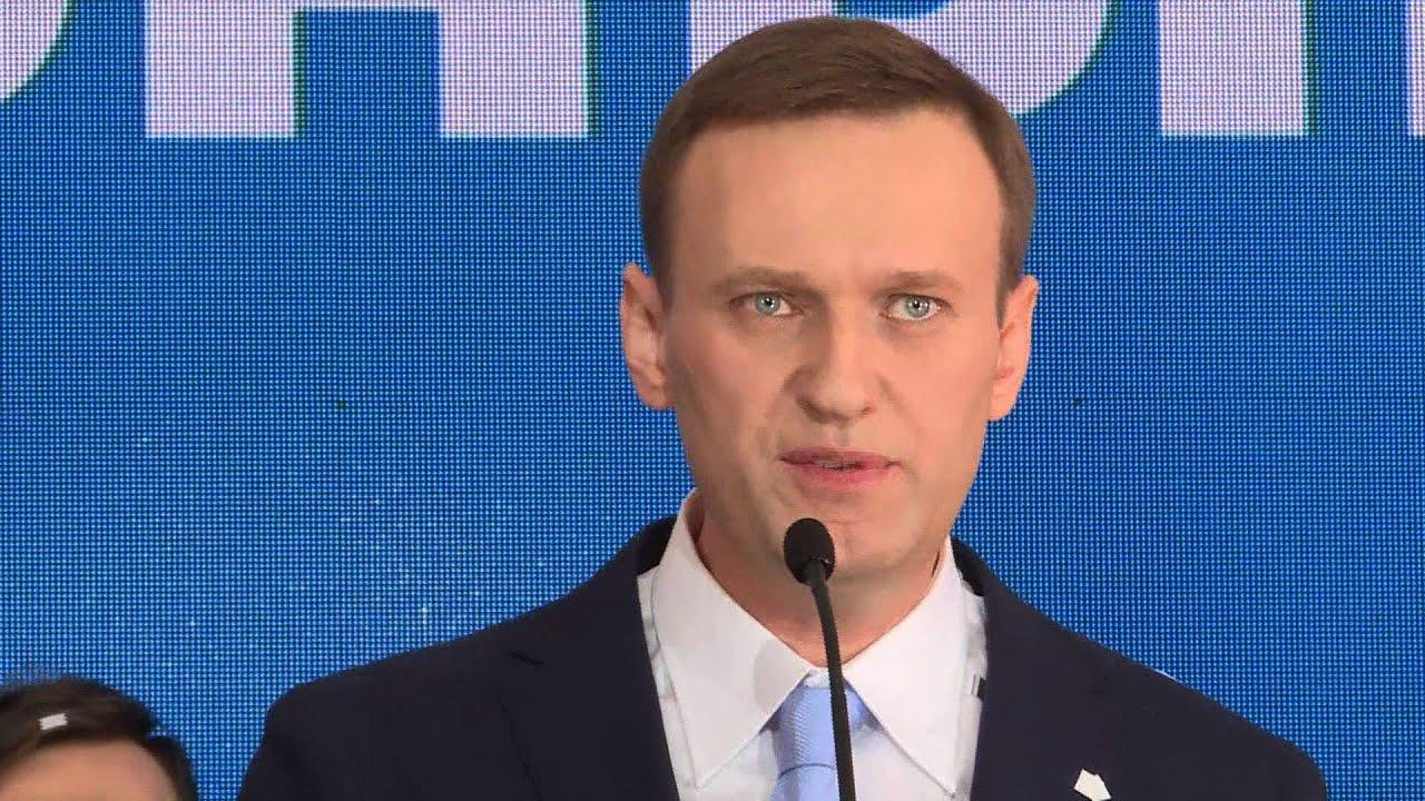 Navalny avvelenato