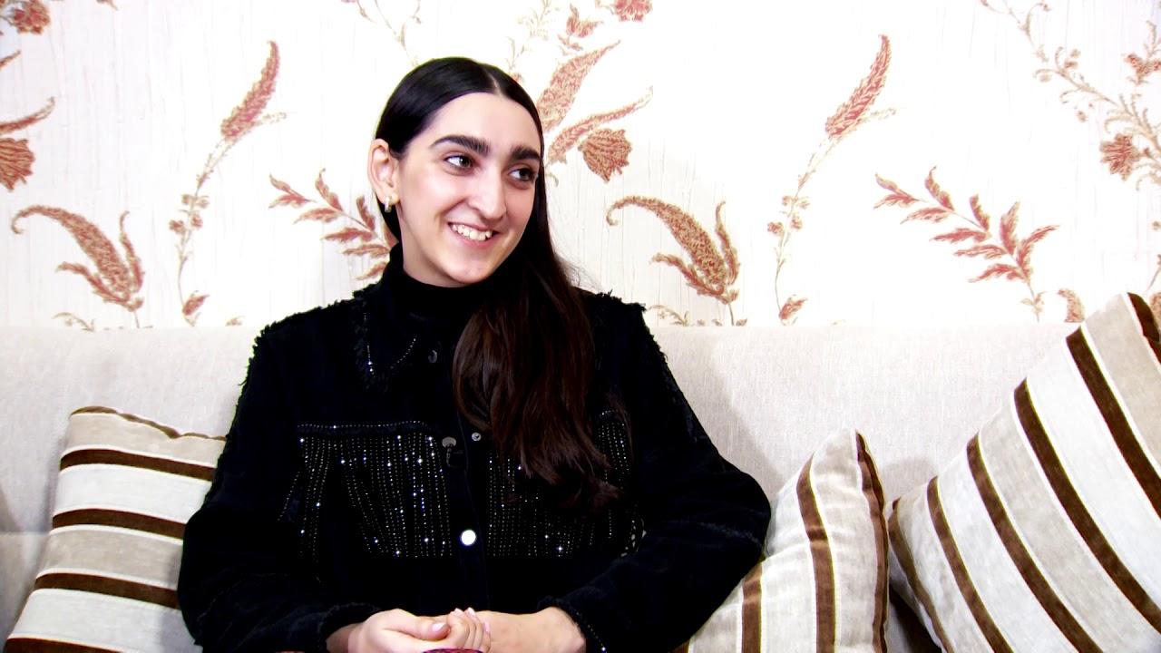 Armine modella Gucci