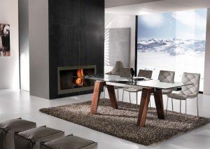 I tavoli allungabili di design come soluzione salvaspazio
