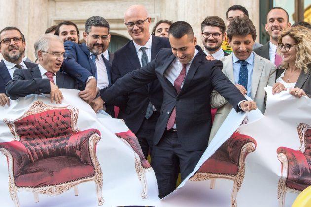 Referendum taglio parlamentari vince il sì, Di Maio: «Risultato storico»
