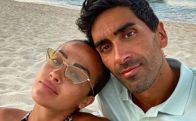 Giorgia Palmas ha partorito, Filippo Magnini papà per la prima volta: è nata la piccola Mia