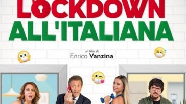 lockdown all'italiana film