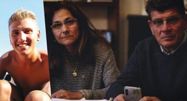 Omicidio Vannini, i genitori di Marco: «In quei 110 minuti hanno voluto che nostro figlio morisse»