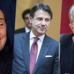 conte prodi Berlusconi