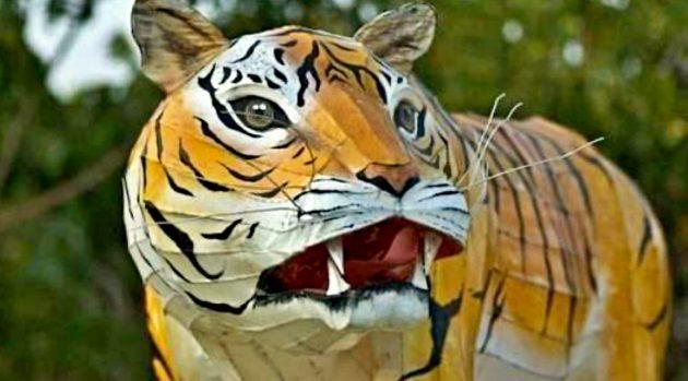 tigre di carta