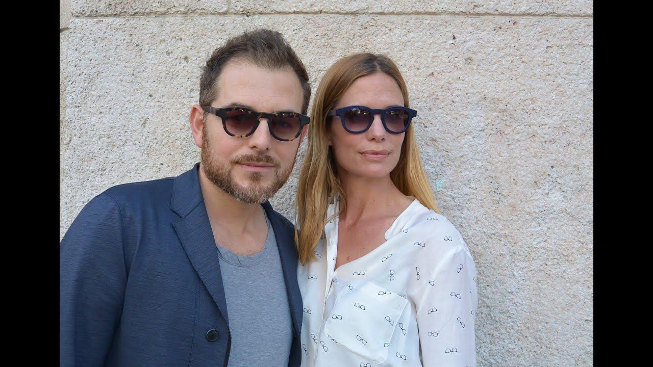 Filippa Lagerback e Daniele Bossari