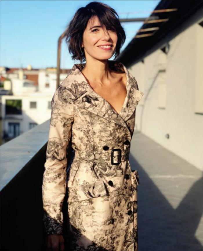 Giorgia ammaliante e misteriosa su Instagram: «Ci fai volare anche senza ali!»