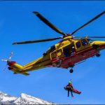 Dolomiti incidente elicottero