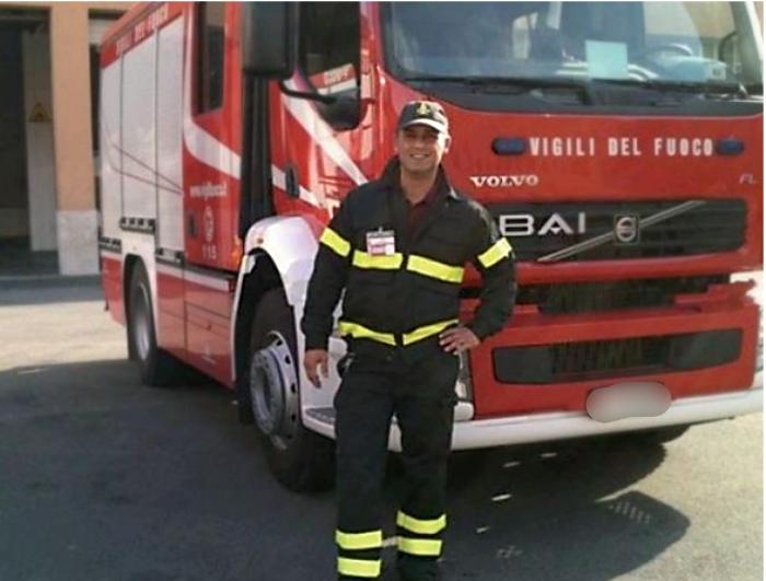 Pompiere Verona
