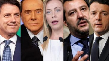 leader politici