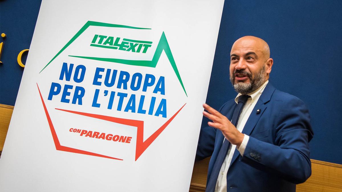 Paragone (Italexit): «Sono d'accordo con Di Battista, il M5S è finito»
