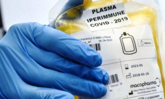 Coronavirus, plasma iperimmune non funziona: