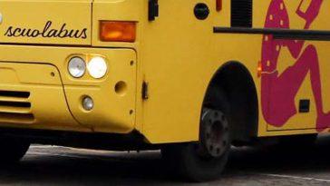 livorno scuolabus bambino