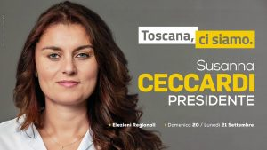 Chi è Susanna Ceccardi