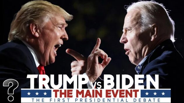 dibattito Trump-biden