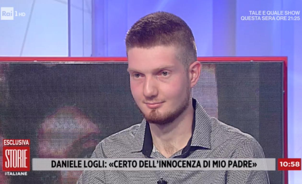 ROBERTA RAGUSA FIGLIO DANIELE A STORIE ITALIANE
