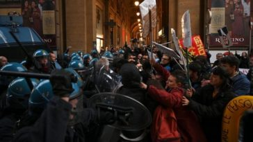 Firenze manifestazione