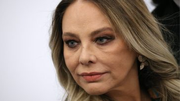 Ornella Muti in lutto