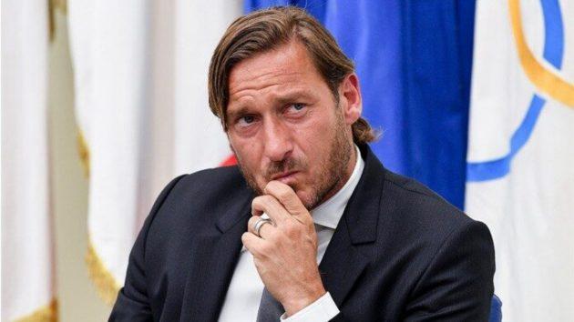 Francesco Totti padre