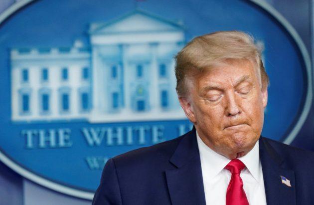 Donald Trump covid