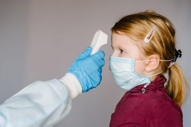 bambini e covid sintomi