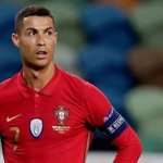 Cristino Ronaldo positivo al coronavirus