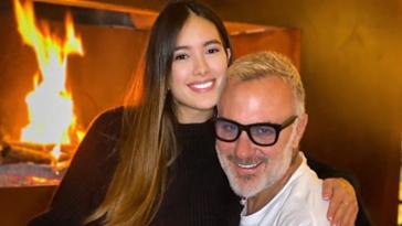 Gianluca Vacchi papà