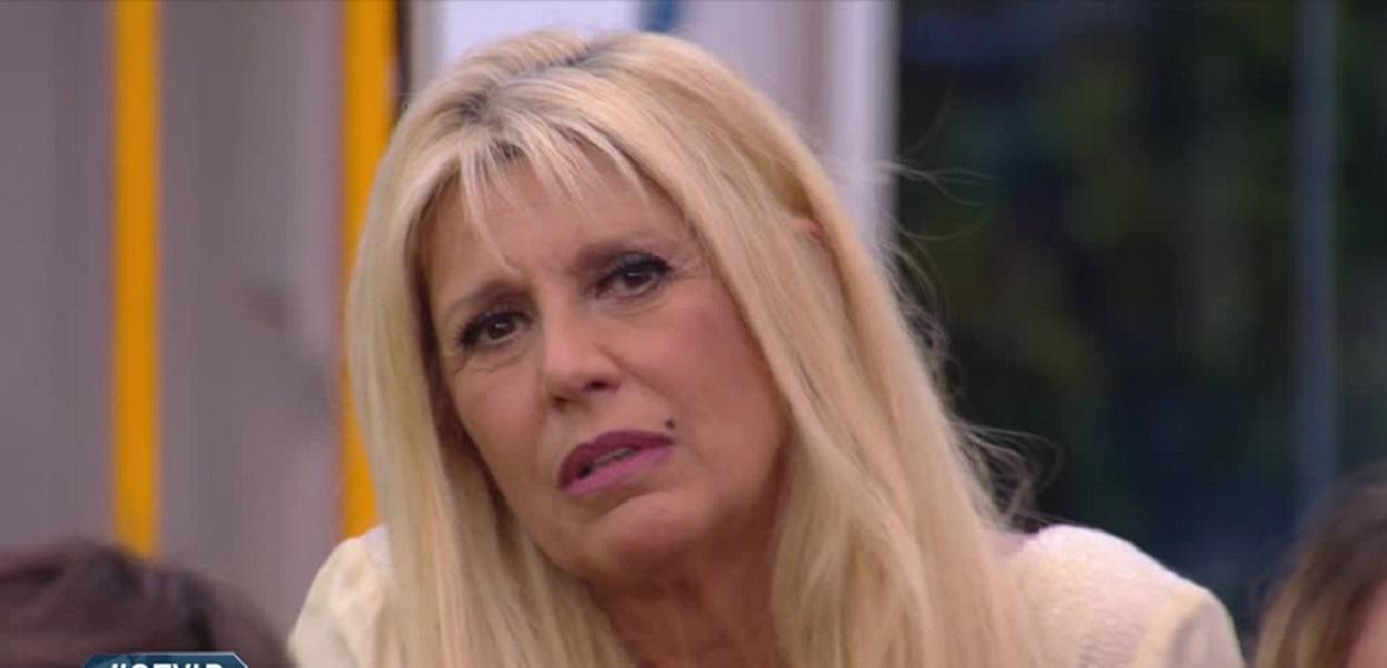 Gf Vip, Maria Teresa Ruta scoppia in lacrime: