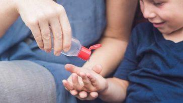 coronavirus igienizzante mani